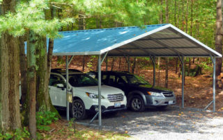 Steel Carport Building by CDN BuildingsSteel Carport Building by CDN Buildings