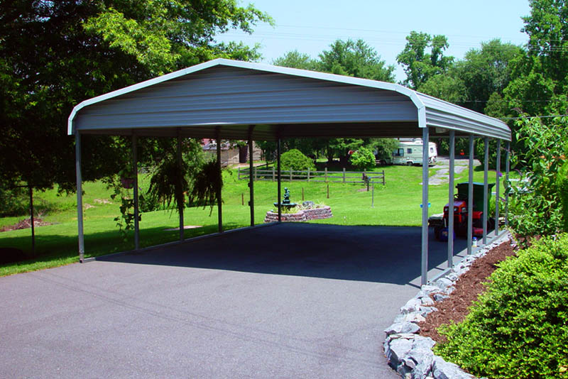 Steel Carport Buildings