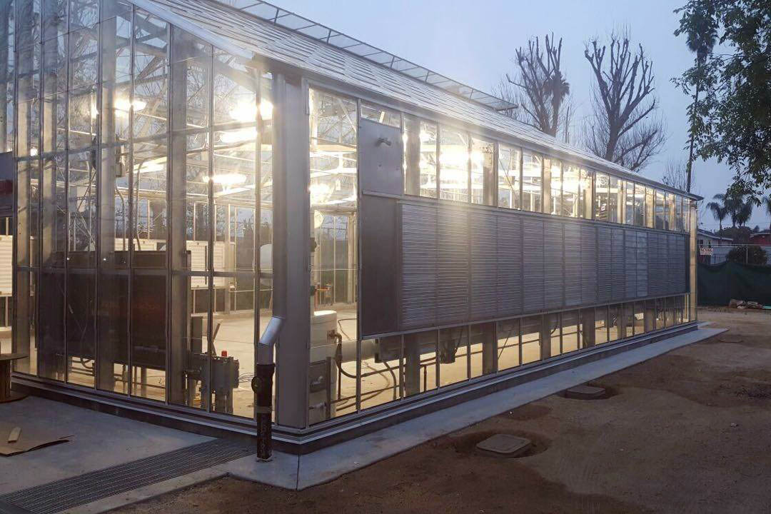 Steel Greenhouse Kits - Agricultural Steel Buildings