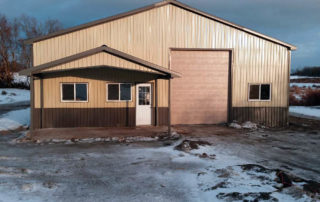 Steel Pole Barns - CDN Buildings