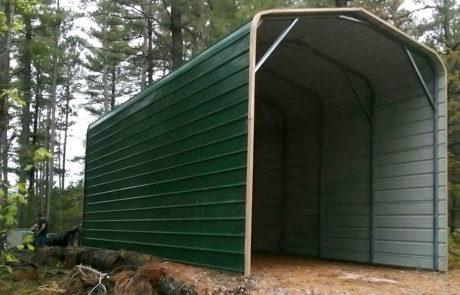 Steel RV Shelter Building - CDN Buildings