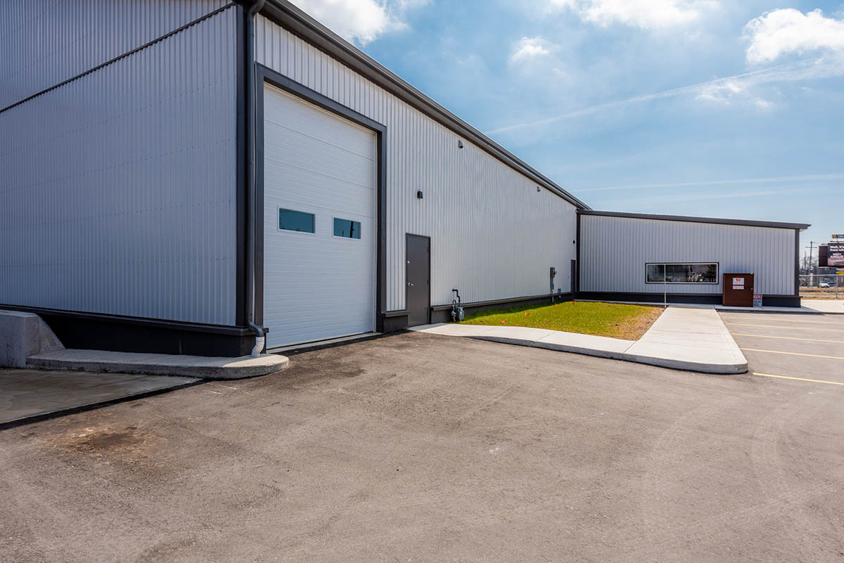 Steel Shop Buildings - Commercial Steel Buildings