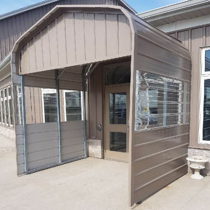Standard Style Carport - Cambridge, Ontario