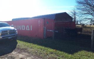 Standard Style Steel Caport - Walshingham, Ontario